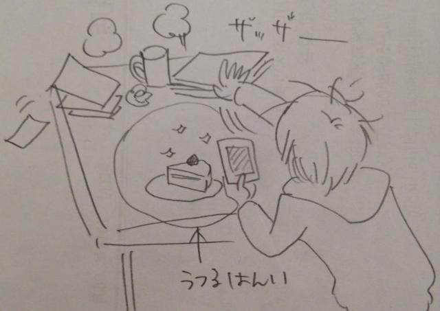 漫画家さんが披露した「SNS写真の撮り方あるある」に共感の嵐