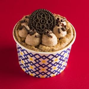 ふわふわケーキで胸きゅんバレンタイン 「ザ・シフォン&スプーン」にショコラ風味の限定商品