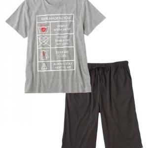 本当に私のこと分かってる? ペアで着られる「トリセツ風パジャマ」で愛を再確認