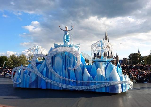 昼も夜も「アナ雪」一色! 東京ディズニーランド「アナとエルサのフローズンファンタジー」見どころまとめ