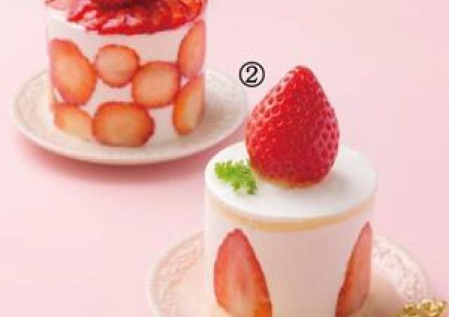 イチゴの贅沢ショートケーキが登場! ご褒美スイーツはいかが?