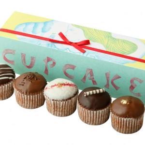 キュートなカップケーキに思いを込めて フェアリーケーキフェアのバレンタイン