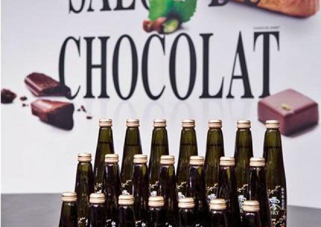 世界のショコラティエが絶賛したショコラにあうスパークリング清酒<澪>とは?