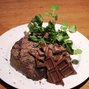 チョコ×プレミアムステーキ バレンタインだけの甘~い希少肉
