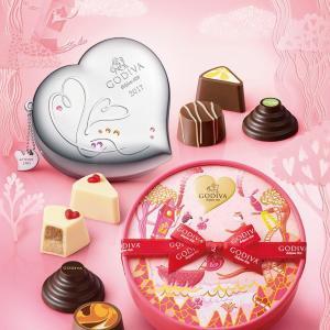 ゴディバから至福のバレンタイン限定チョコ まるで贅沢なケーキビュッフェ