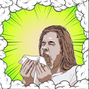 ソフトクリーム吹っ飛ぶ、鼻くそと間違えられる...... 恥ずかしすぎる花粉症ハプニング8選