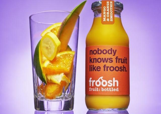 北欧人気No.1のフルーツスムージー 「froosh」 いよいよ本格上陸