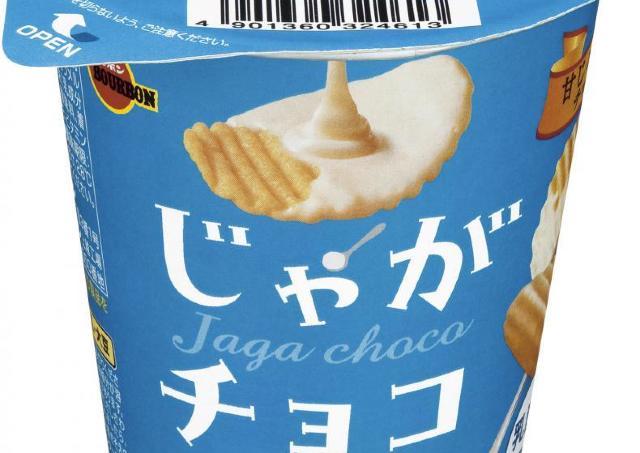 乳酸菌入りチョコスナック 「じゃがチョコヨーグルト味」