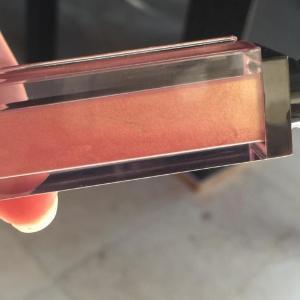 SNSでヒット中のパパイヤ色リップを試してみたよ