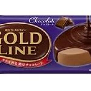 チョコレートにこだわる人必見 濃厚なチョコが楽しめる「meiji GOLD LINE」アイス