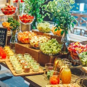 GINZA PLACEで旬のフルーツを好きなだけ 人気カフェが不定期ビュッフェ企画