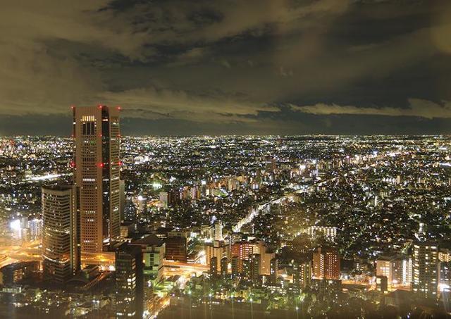 東京の夜景はタダで楽しむ 人に教えたくない「穴場」展望スポット