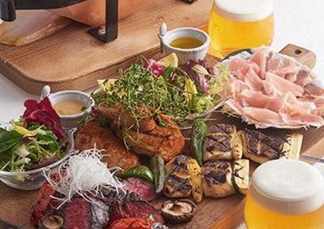 イタリア産生ハムも食べ放題! キハチ相模原店のビアテラスプランに熱視線