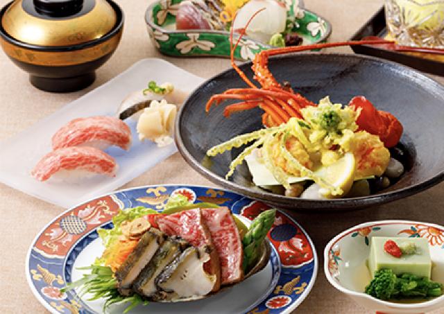 3レストランのコースが特別価格に クレメント高松で開業16周年フェア