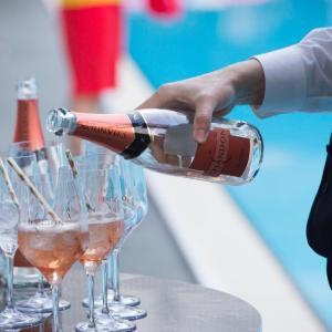 新プレミアムスパークリングワイン「CHANDON PASSION」が TROPICAL DISCOとコラボパーティー開催