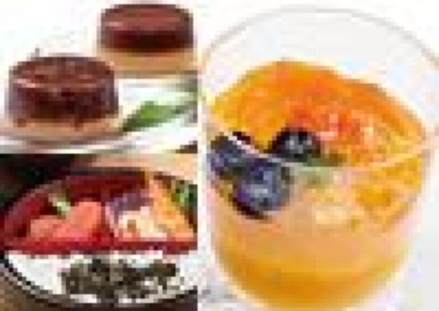 オレンジの水羊羹から黒毛和牛弁当まで 夏のスイーツ&グルメが集結