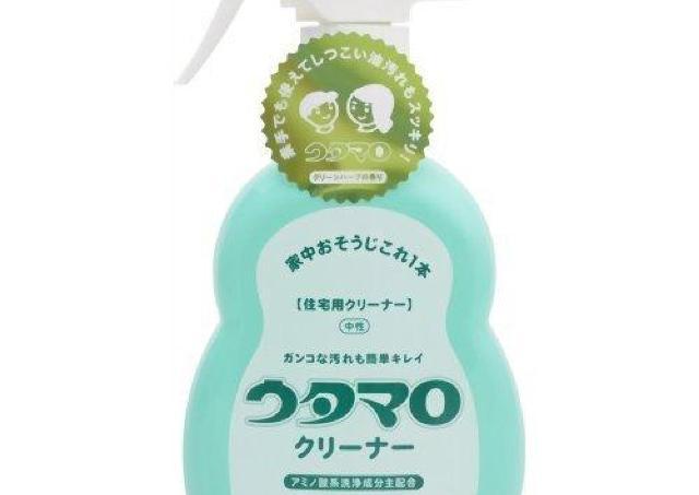 「ギトギト落ちる」「超コスパいい」 SNSで話題の最強洗剤「ウタマロクリーナー」って?