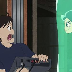 映画「夜明け告げるルーのうた」/少年と人魚の出会いを繊細に描く