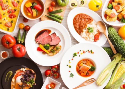 トマト好きにはたまらない! ホテル阪神で「夏野菜」楽しむフェア
