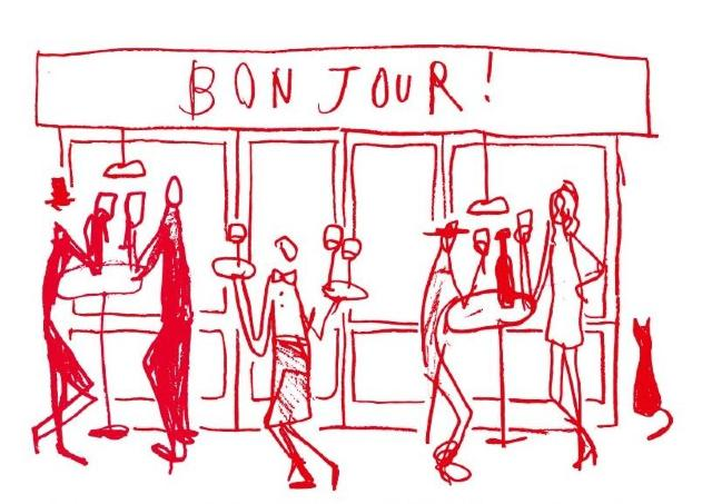 日仏雑貨店の店主が「大衆食堂」のシェフに 「ボンジュール食堂」開催