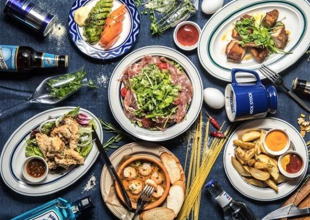 ボリューミーな旨肉料理がズラリ 京都発「NICK STOCK」が東京初進出