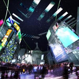 「東京」をアートに 光と映像の体験型イベント「TOKYO ART CITY by NAKED」