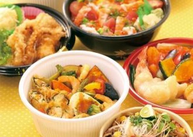 大丸梅田店で「夏のどんぶりグランプリ」 バラエティ豊かな27丼が登場