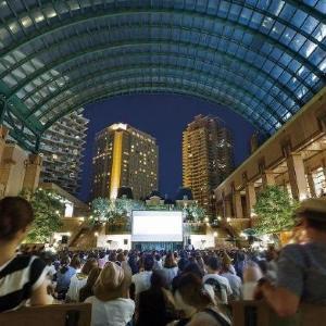 野外映画上映を無料で楽しむ 恵比寿で「ピクニックシネマ」開催