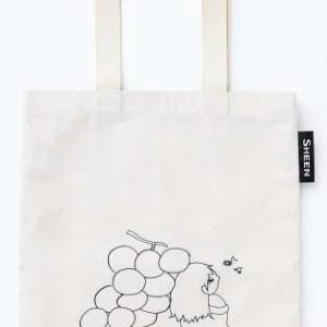 木村文乃さんのイラスト入りバッグもらえる! 時計ブランド「SHEEN」がキャンペーン開始