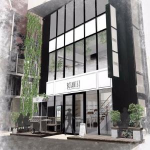 「BOTANIST」が表参道に旗艦店オープン 2階にはカフェ併設