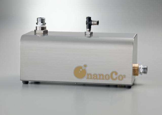 細かい気泡で毛根の奥の汚れも落ちる! ナノ炭酸水シャワー「nanoCo2」