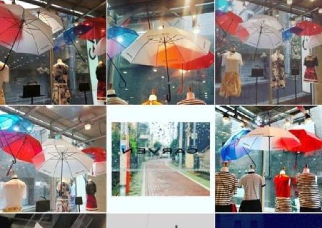 カルヴェンから「ビニ傘」!? 降水確率50%でゲットできるんだって
