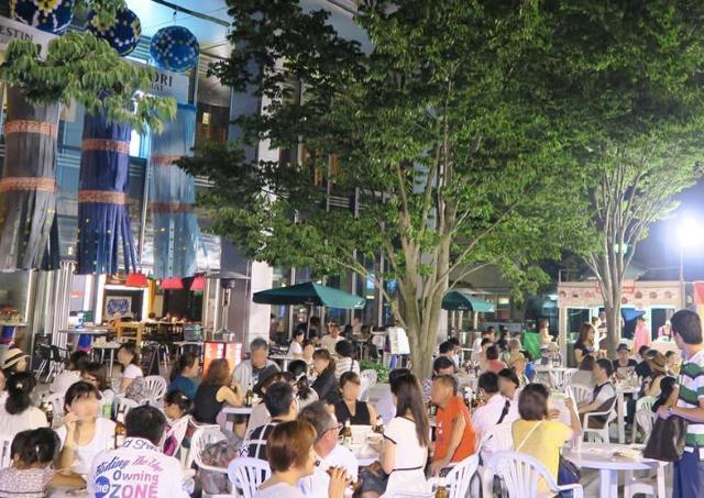 夏の風物詩! 仙台トラストシティのタイフェスタ、今年も開催