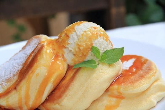 話題の「幸せのパンケーキ」が心斎橋アメリカ村に出店!