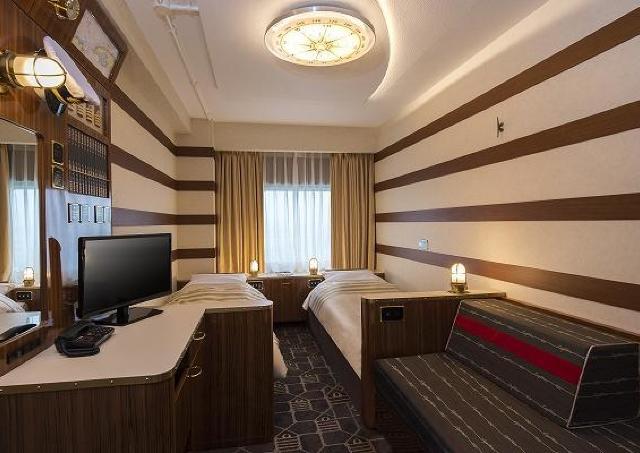 【驚きの6000円台】「航海気分が味わえる」ディズニー公式ホテルがSNSで話題