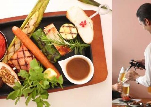 メインは39cmの「ジャンボ串焼き」 東急REIホテルで「夏のビアパーティー」