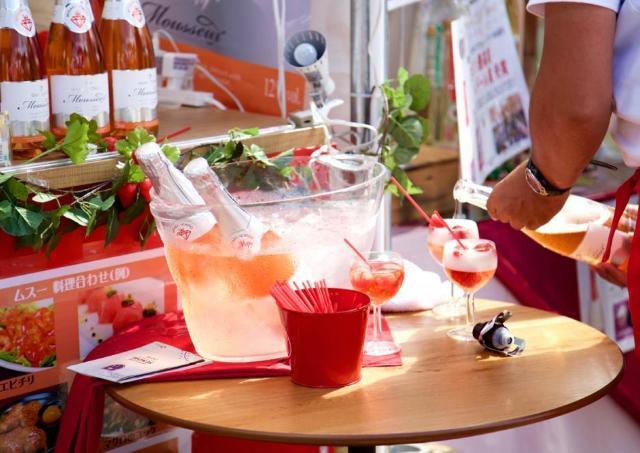 地ワイン&輸入ワインを飲み比べ! グルメイベント「バル仙台」開催
