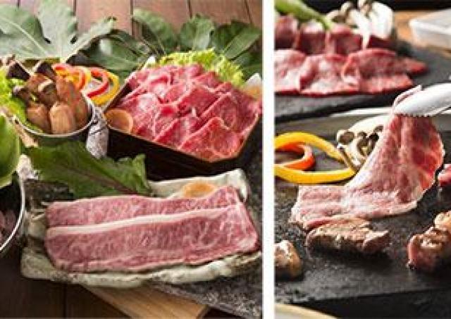 総重量1200グラムを4人で味わう! 六甲山ホテルの肉づくしBBQ