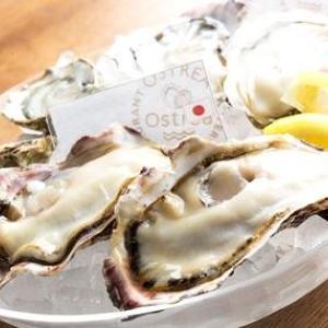 1000円で生牡蠣7種食べ放題! オストレアの周年企画がすごい