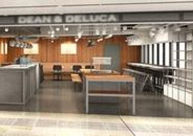 新大阪駅に「DEAN & DELUCA」のカフェ誕生!