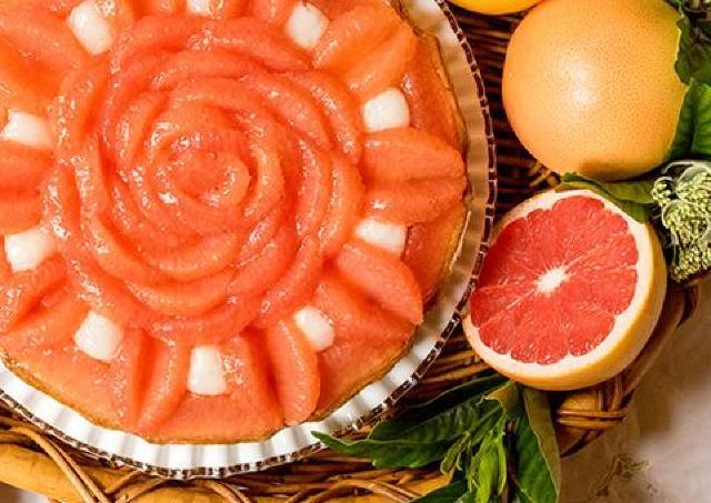 柑橘系フルーツをふんだんに キル フェ ボンで「シトラスフェア」開催
