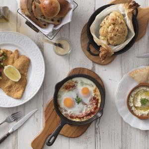 SABONの期間限定カフェがオープン! ヘルシーなイスラエル料理を堪能