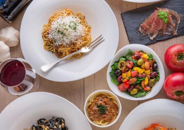 モチモチ食感がたまらない! イタリア名産「ビゴリパスタ」の専門店誕生