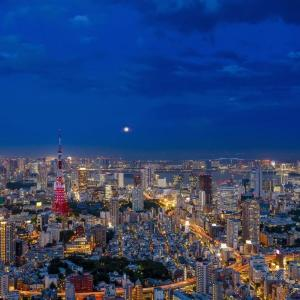 月見団子は無料でどうぞ! 東京シティビューで楽しむ「中秋の名月」