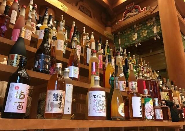 入場料だけで楽しめる「梅酒まつり」 150種を自由に飲み比べ!