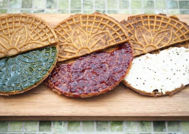 日本初! イタリア伝統菓子