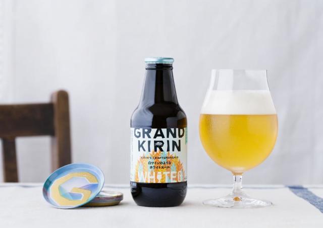 クラフトビール好き注目の「グランドキリン」 今だけ付いてくるコースターが可愛すぎる