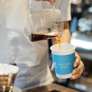 エスプレッソは150円! 「LIGHT UP COFFEE」で全コーヒー半額イベント