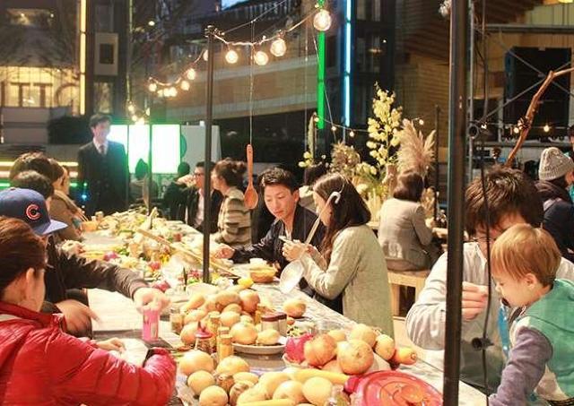秋の味覚が楽しめる食の祭典 六本木で「東京ハーヴェスト」開催