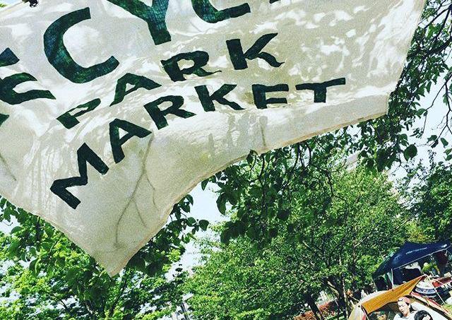 掘り出し物が見つかるかも 秋の公園でフリーマーケット開催!